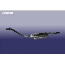 Глушитель задняя часть (A11-1201210BA)
