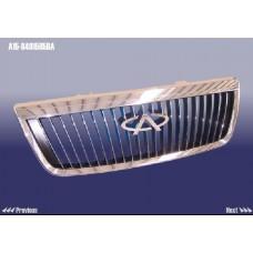 Решетка радиатора с эмблемой (хром)(A15-8401505BA)