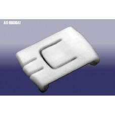Клипса опоры передних сидений L (A11-6800041)