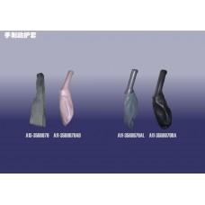 Ручка ручника (серая) чехол (A11-3508070AL)