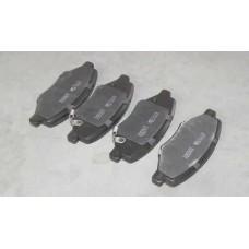 Колодки тормозные передние (A11-6GN3501080)