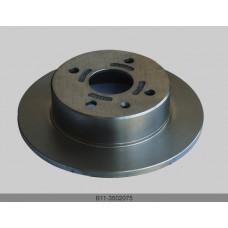 Диск тормозной задний (B11-3502075)