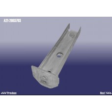 Кронштейн переднего бампера левое (A21-2803703)