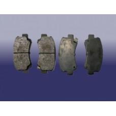 Колодки тормозные передние (S21-3501080)