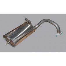 Глушитель (задняя часть)(S12-1201210)