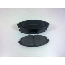 Колодки тормозные передние (S11-3501080)