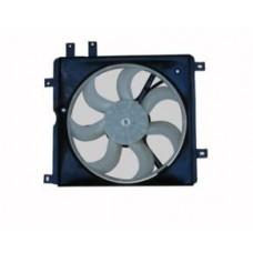 Вентилятор охлаждения СК/MK/MK Cross (1016003507/1602191180)(5 креплений)