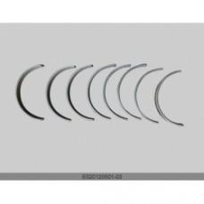Вкладыши шатунные 0.00 СК (E020120501)