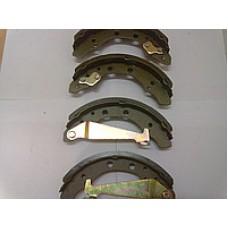 Колодки тормозные задние без ABS СК (3502145106) KONNER
