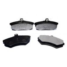Колодки тормозные передние без ABS CK (Amulet с усиками)(3501190106)