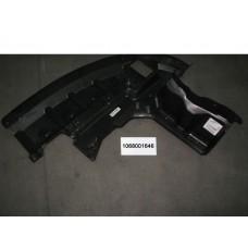 Защита двигателя правая (пластик) Geely EC7/EC7RV (1068001646)