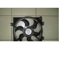 Вентилятор охлаждения двигателя Geely EC7/EC7RV (оригинал)(1066001531)