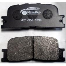 Колодки тормозные задние (A21-3501090) KIMIKO