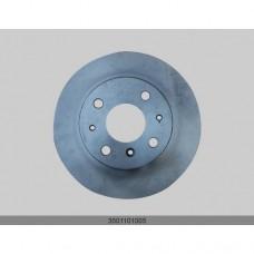 Диск тормозной передний с ABS СК (3501101005)