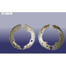 Колодки ручного тормоза (A21-3502210)
