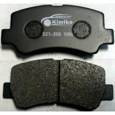 Колодки тормозные передние (S21-3501080) KIMIKO