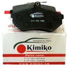 Колодки тормозные передние (с усами)(A11-3501080) KIMIKO