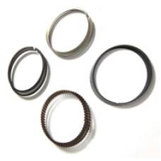 Кольца поршневые 0.5 (КОМПЛЕКТ НА ПОРШЕНЬ)(480EF-1004030CA)