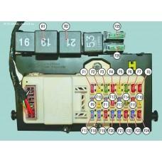 Блок предохранителей (A11-3723010BA)