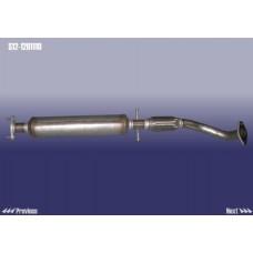 Глушитель резонатор (S12-1201110)