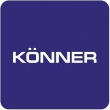 Колодки тормозные задние с ABS CK (1403060180) KONNER