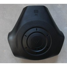 Подушка безопасности водителя черная Geely MK NEW / Cross (101801109200601)
