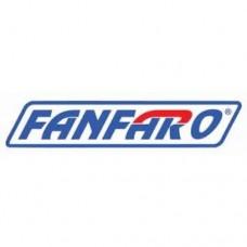 Амортизатор задний левый (газ-масло) СК (1400616180) Fanfaro