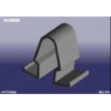 Пистон обшивки капота (А11-8402015)