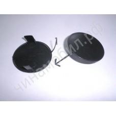 Заглушка буксировочного крюка L Geely Emgrand/EC-7 (1068003333)