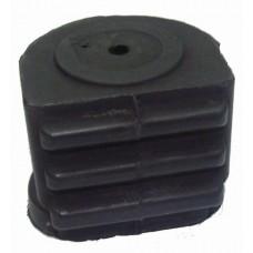 Сайлентблок переднего рычага (задний)(SWAG) Lanos (90235040)