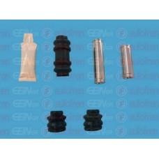 Ремкомплект суппорта заднего (втулки+пыльники+смазка) Chery Tiggo T11 (Autofren, Испания)