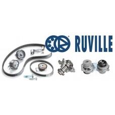 Подушка двигателя передняя (A11-1001510BA) RUVILLE