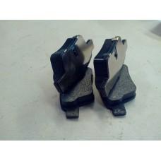 Колодки тормозные задние Geely EC7/EC7RV (1064001725)