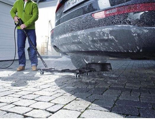 нужно ли мыть днище авто